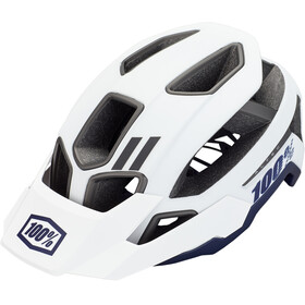 100% Altec Fietshelm, white